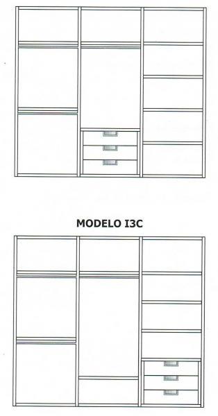 Armarios empotrados armarios a medida - Como organizar un armario empotrado ...