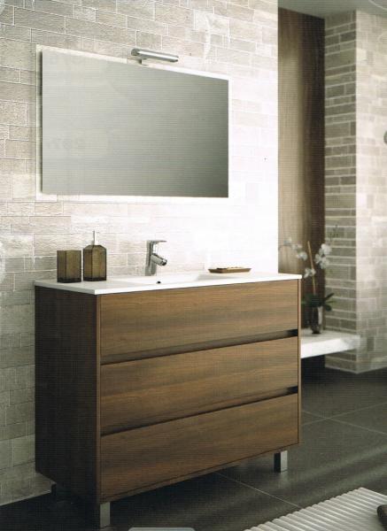 Beaufiful salgar muebles ba o pictures mueble de bano de 80 y 100 cm de 3 cajones con freno - Muebles bano valencia ...
