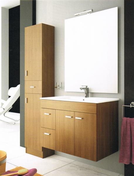 Accesorios De Baño Salgar:Mueble de baño Salgar modelo Blanes 800