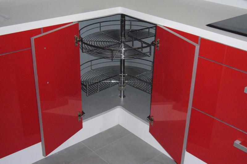 Muebles Cocina Color Rojo : Reformasenvalencia mobiliario de cocina muebles